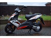 Aprilia SR50 R Moped 50cc - Still Under Manufactures Warranty