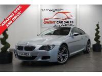 2006 56 BMW 6 SERIES 5.0 M6 2D AUTO 501 BHP