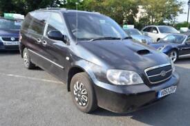 2003 Kia Sedona 2.9 CRDi AUTO LX 7 SEATER MPV DIESEL