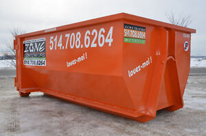 514.708.6264 LOCATION DE CONTENEUR / BIN RENTAL / CONTAINER
