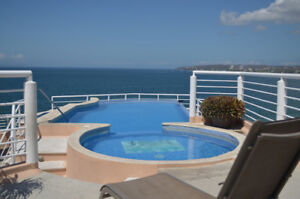 Bucerias Vacation Rental (Hotel Suites Nadia) Jan 2019