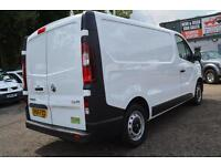 14 VAUXHALL VIVARO 2700 L1 H1 1.6 CDTI 115PS Panel Van DIESEL MANUAL