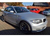 2008 08 BMW 1 SERIES 2.0 120D SE 2D 175 BHP DIESEL