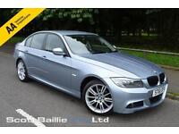 2012 61 BMW 3 SERIES 2.0 318D PERFORMANCE EDITION 4D 141 BHP DIESEL