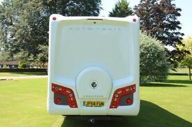 2012 FIAT DUCATO 3.0 MULTIJET AUTO-TRAIL CHIEFTAIN FRONTIER TAG AXLE 4 BERTH MOT