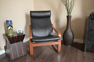 MOVING SALE!! Ikea Poang Chair