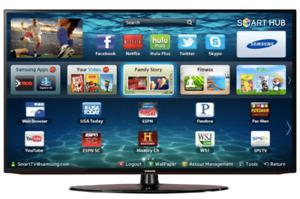 Samsung Smart TV 32-Inch 1080p 60 Hz LED HDTV 2013