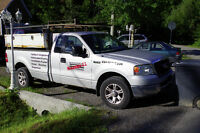 2004 Ford F-150 XL Fourgonnette, fourgon