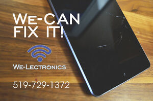 CELLPHONE REPAIRS, ACCESSORIES AND SERVICES @We-Lectronics Kitchener / Waterloo Kitchener Area image 3
