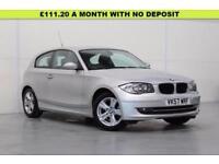 2007 57 BMW 1 SERIES 2.0 118D SE 3D 141 BHP DIESEL