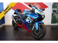 2016 16 SUZUKI GSX-R600 L6 MOTO GP BLUE ***LOW MILEAGE***