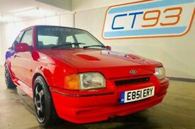 image for 1987 Ford Escort 1.6 Turbo RS 3dr