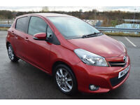 Toyota Yaris 1.33 VVT-i SR (red) 2012