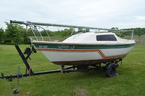 Sandpiper 565 Sailboat 19 feet