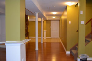 Markham Walkout 1 B/R Basement for Rent available Feb. 1st