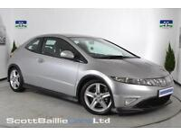 2006 HONDA CIVIC 1.8 I VTEC TYPE S 3DR