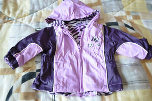 Reversible spring jacket (size 1 year)
