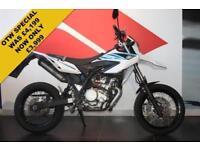 2016 16 YAMAHA WR 125 X SUPER-MOTO