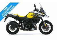 2017 SUZUKI DL 1000 V-STROM CHAMPION YELLOW, COMING MARCH 2017