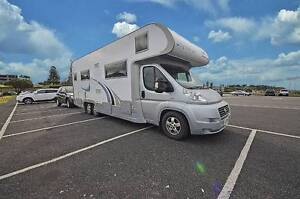 motorhome jayco 2009 plus tow vehicle Portland Glenelg Area Preview