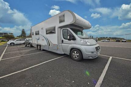 motorhome jayco 2009 plus tow vehicle