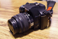 Pentax K-x dSLR camera, excellent condition