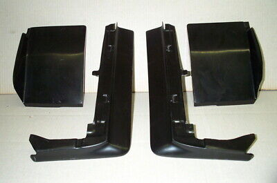 1980-85 Cadillac Seville Bumper Filler Front Set Quality Fiberflex  MADE IN USA  ()