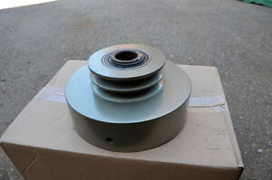 CENTRIFUGAL CLUTCH HEAVY DUTY INDUSTRIAL DOUBLE B PULLEY London Ontario image 1