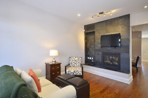 Luxury Leaside / Mt Pleasant east home available for lease