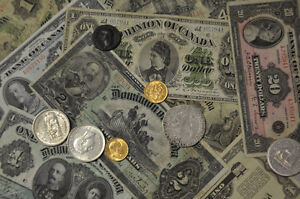 Cash for Coins, Paper Money and other Numismatic Items