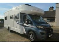 2020 FIAT AUTO-TRAIL TRACKER RB AUTOMATIC LO LINE MOTORHOME FOR SALE