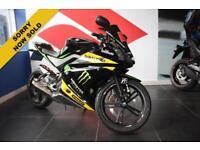 2011 11 YAMAHA YZF-R125 ***MONSTER ENERGY RACE REPLICA***
