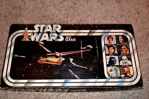 1977 Star Wars Game Mint in Box Complete