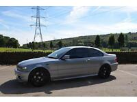 BMW 330i COUPE M SPORT, 2003 53 PLATE