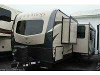 2020 Forest River Rockwood 2606WS American Caravan Showman 5th Wheel RV Trailer