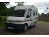 1999 AUTOCRUISE VALENTINE MOTORHOME FOR SALE 2 BERTH 2 BELTS