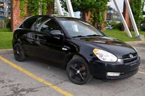 2008 Hyundai Accent SPORT GLS Hatchback toutes options