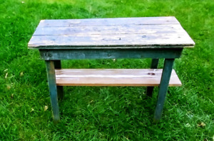 Mary P. Planting Table