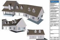 Drafting, House Plans, Permit Drawings