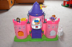 Fisher Price Little People Fairy Castle
