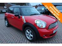 2011 11 MINI COUNTRYMAN 1.6 COOPER D ALL4 5D 112 BHP DIESEL