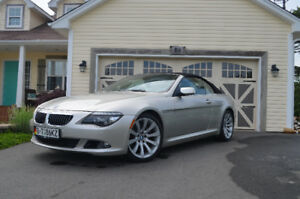 2008 BMW 650i Convertable