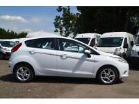 FIESTA ZETEC 1.2 5 Door Hatch Back