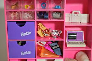 Barbie accessoires et garde-robe, coffret pour accessoires Gatineau Ottawa / Gatineau Area image 5
