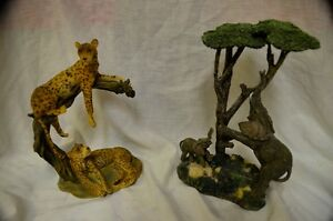 African Themed sculptures