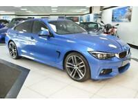 2018 18 BMW 4 SERIES 2.0 420D M SPORT GRAN COUPE 4D AUTO 190 BHP DIESEL