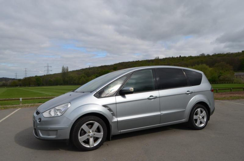 ford s max 2 0 tdci titanium 2007 07 plate 82k in bradford west yorkshire gumtree. Black Bedroom Furniture Sets. Home Design Ideas