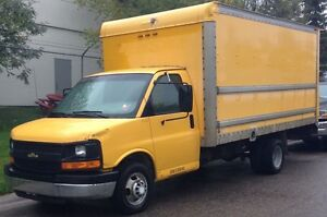 Moving 75$/hr - No other charges - 16ft Cube Van
