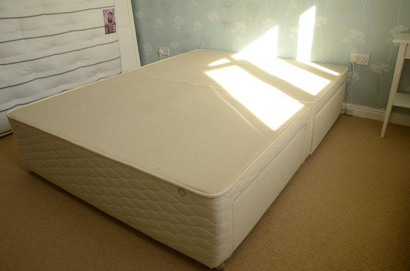 Brand new caramel coloured buy sale and trade ads for 4 foot divan beds for sale