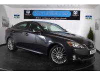 2010 LEXUS IS 220D F-SPORT SALOON DIESEL